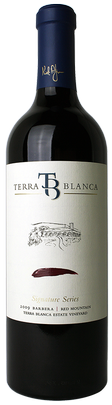 2009 Signature Series Barbera