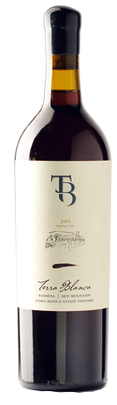 2005 Signature Series Barbera