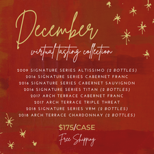 Virtual Tasting Collection | December