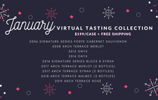 Virtual Tasting Collection | January