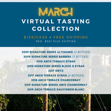 Virtual Tasting Collection | March